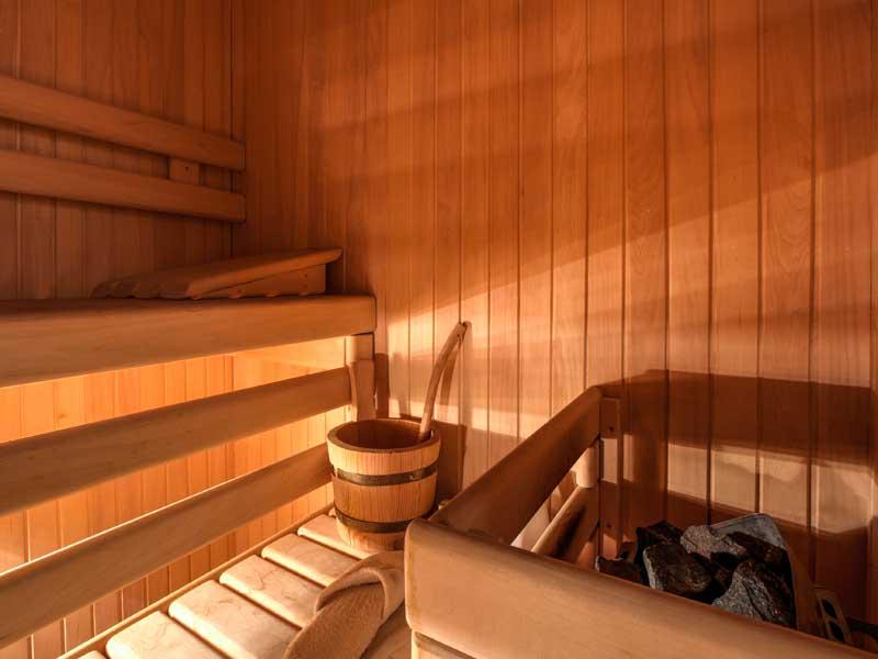 Alemannenhof Sauna